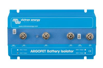 Argofet 200-2 batteries 200A