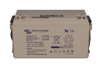 12V/90Ah AGM Deep Cycle Batt. M6