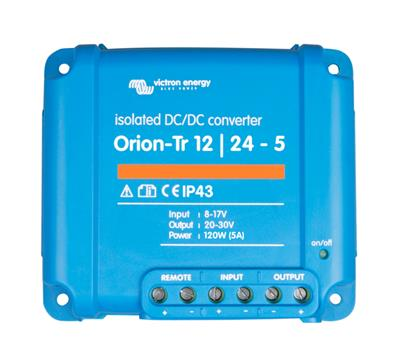 Orion-Tr 24/12-30A (360W)DC-DC ISO