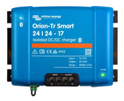Orion-Tr Smart 24/24-12A (280W) Isolated DC-DC charger